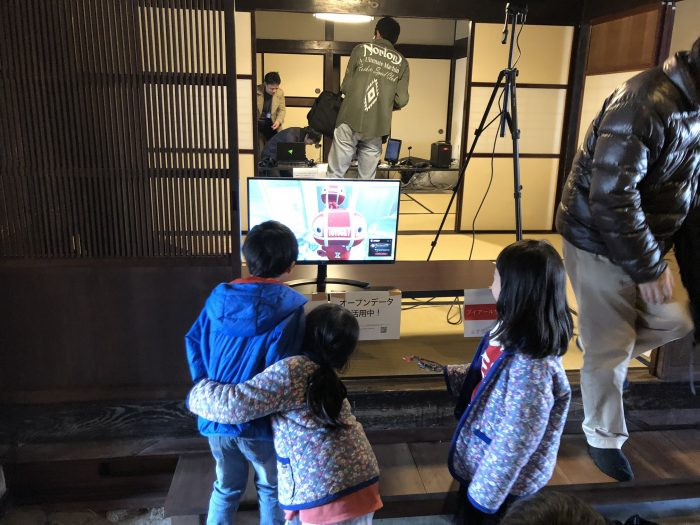 ブイアールサンダー2018-展示-トヨッキーの仮装大賞