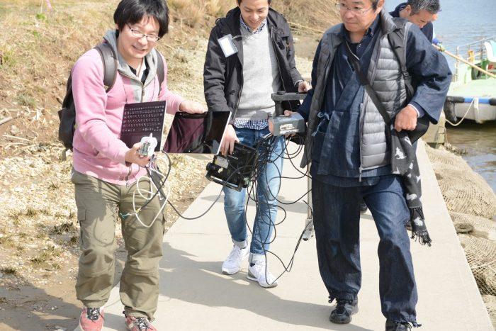 川王-実験-魚群探知機2_20180303